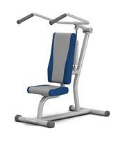 Hydraulic Weight Machine-Shoulder Press  Made in Korea