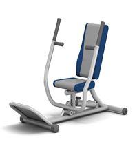Hydraulic Weight Machine-Chest Press