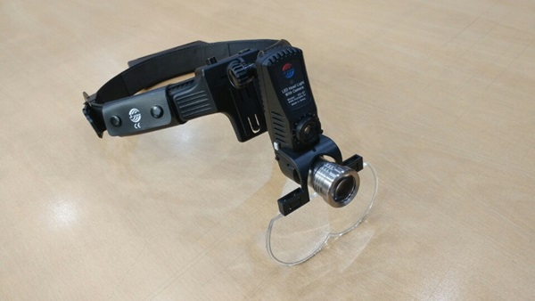 Head Light with Camera
