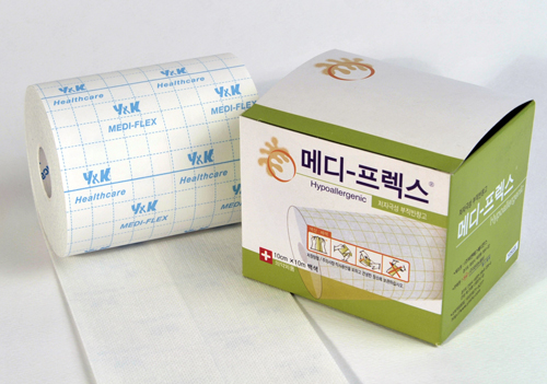 Medi-Flex(Hypoallergenic)  Made in Korea