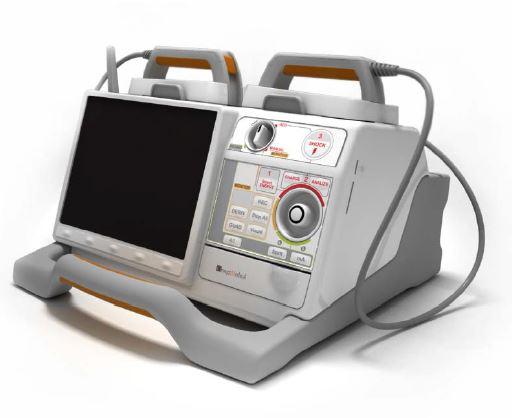 Defibrillator Orange1