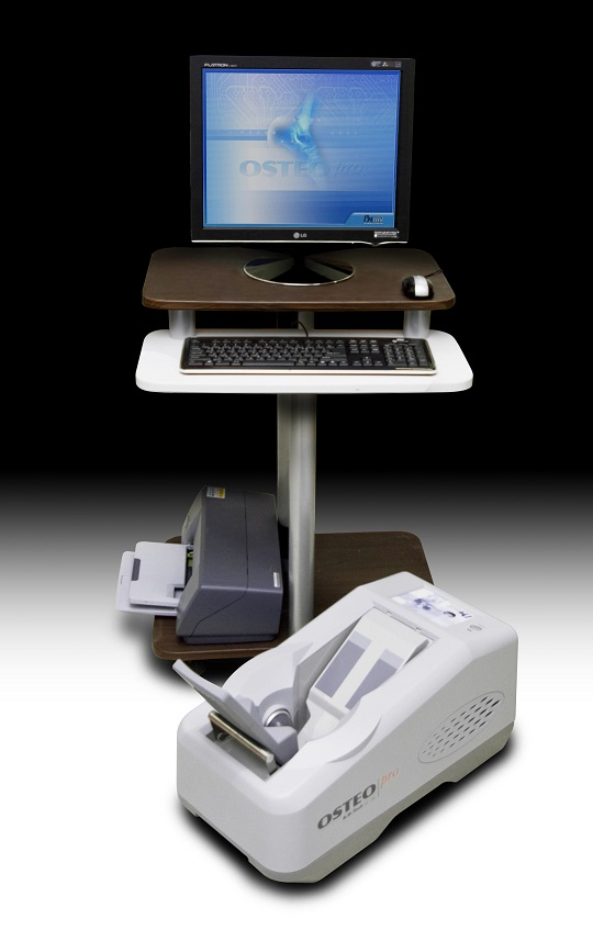 Ultrasound Bone Densitometer  Made in Korea