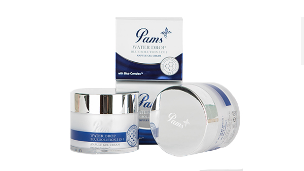 PAMS WATER DROP AMPULE GEL CREAM