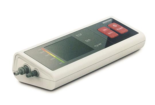 Handheld Pulsewave Blood Pressure Monitor