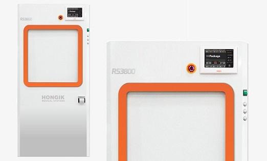 Big scale sterilizer RS3800