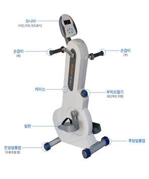 Fit Elite-Whole body exerciser 700R