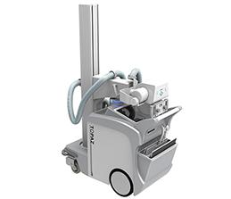 Mobile DR system; TOPAZ