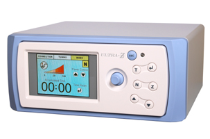 Ultrasonic surgical unit
