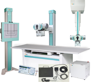 Digital Radiography X-Ray system