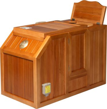 infrared half sauna  Made in Korea