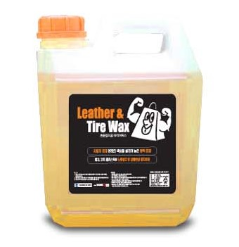 Leather & Tire Wax  Made in Korea