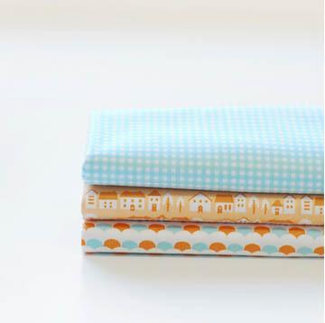 Quarter Fabric Pack  Made in Korea