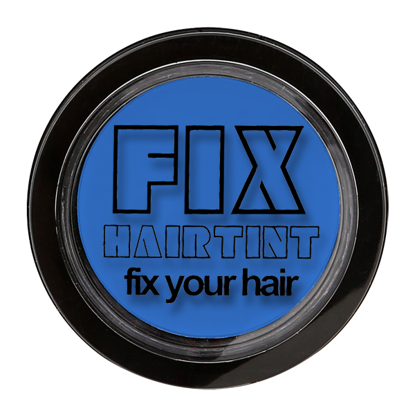 FIX HAIR TINT (BLUE OCEAN)  Made in Korea