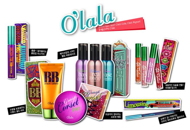 O'lala Makeup