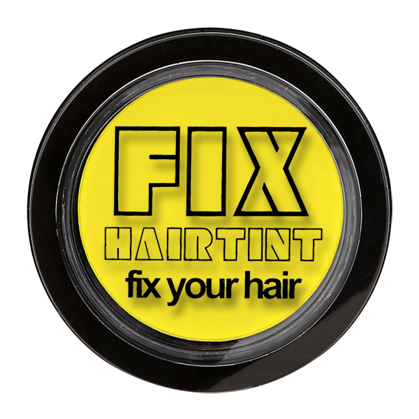 FIX HAIR TINT (NEON YELLOW)