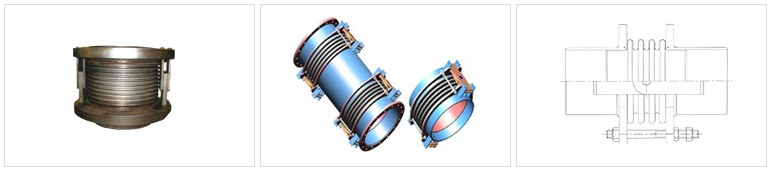 Metal Expansion Joint Control Ring Type