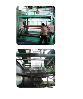 Polyvinyl Chloride Films for Farming Chili  Made in Korea