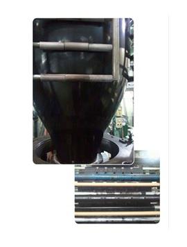 Polyvinyl Chloride Films for Farming Chives  Made in Korea