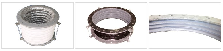 Teflon Expansion Joint Hot Flex Type  Made in Korea