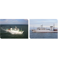 1,250 Ton National Fishery Supervision Vessel  Made in Korea