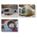 Nacelle cover SC-Wind Power parts
