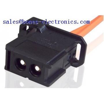 POF MOST 1355426 Fiber Optic Connector for Automotive