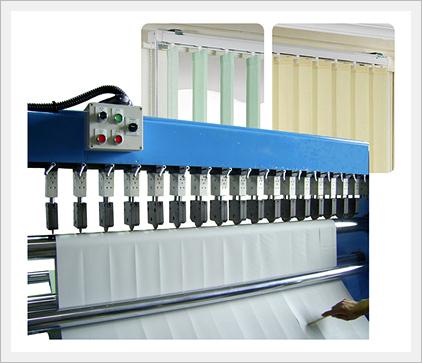 Vertical Blind Fabric Cutting Machine Manufacturers