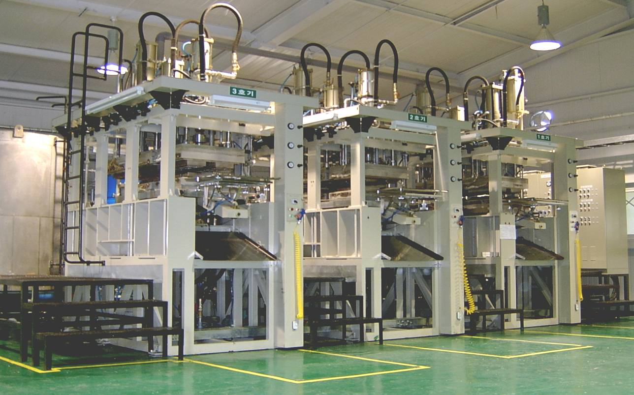 Pulp Molding Machines Manufacturers,Pulp Molding Machines