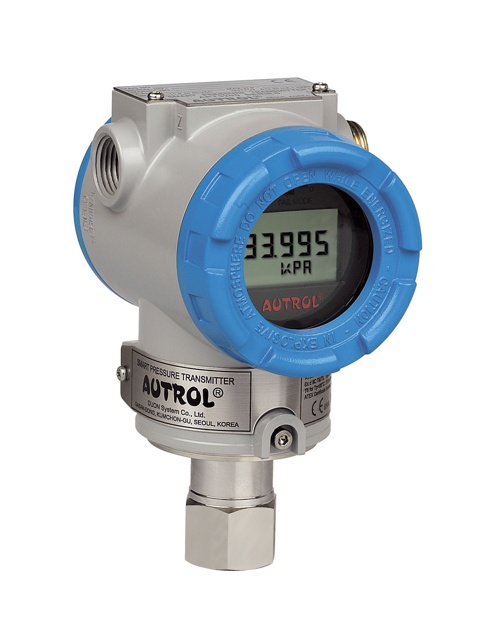 Electronic Measuring Instruments : Smart pressure transmitter manufacturers