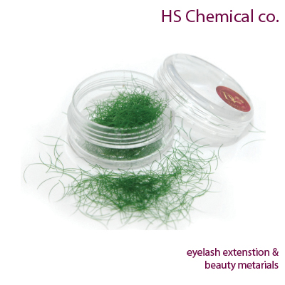 EYELASH EXTENSION - GREEN COLOR EYELASHES Manufacturers,EYELASH