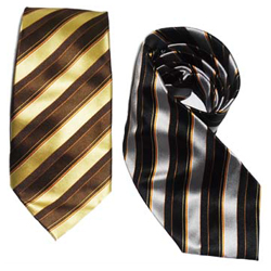 Neckties exported to C.K.I. Co., the United States  Made in Korea