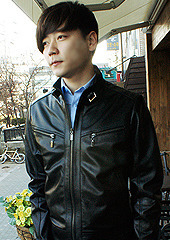 Marcos Point Jacket  Made in Korea