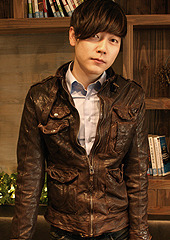Wired Jacket (for men)  Made in Korea