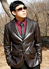 Mesh Jacket  Made in Korea
