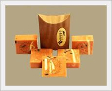Oriental Medicine Red Clay Soap