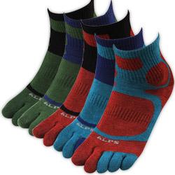Toe socks(tweed)  Made in Korea