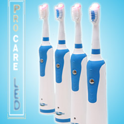 Multiplex LED Electric Toothbrush  Made in Korea