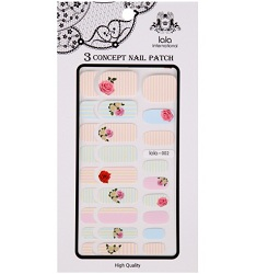 Lala 3 Concept nail patch 002