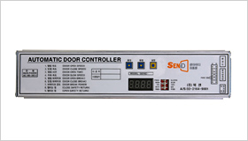 SENiD Automatic Door  Made in Korea