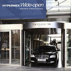 Revolving Door (Hypernex Wide-Open)  Made in Korea