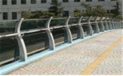 Pedestrian Overpass And Bridge Handrails Manufacturers