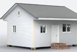 P-House: Prefabricated House  Made in Korea