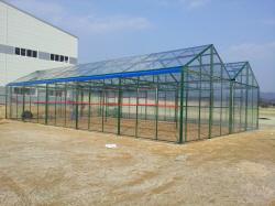Fixed type interlocking hybrid greenhouse  Made in Korea