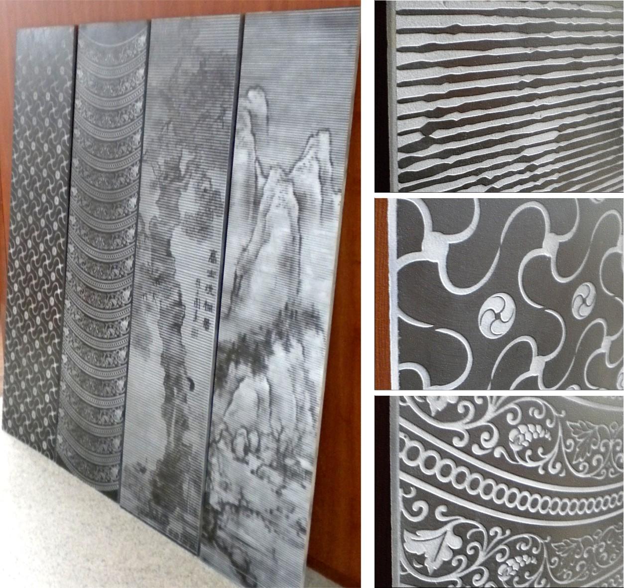 Stone panel-Patterns