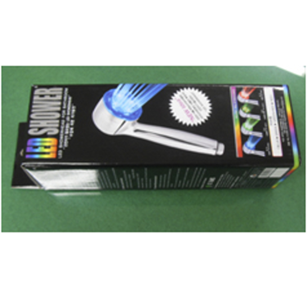 LED showerhead for handy(RGB)