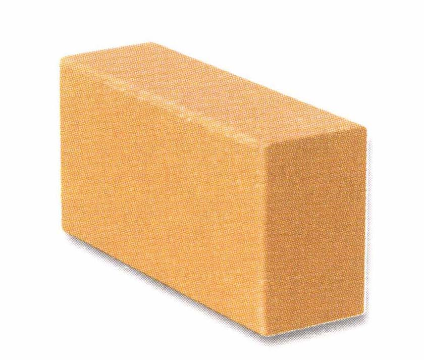 Traditional yellow soil brick (small)