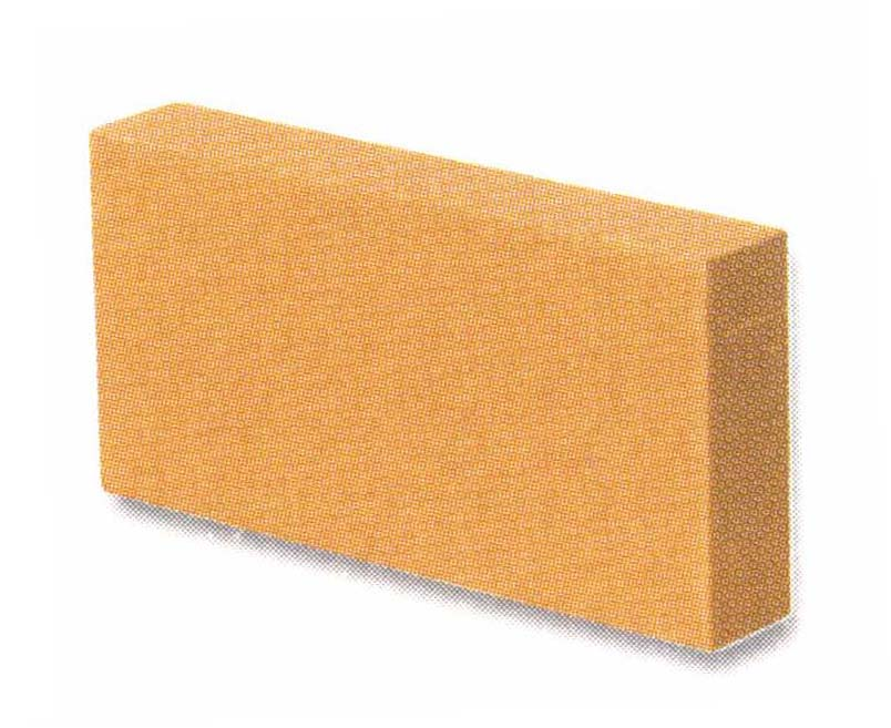 Traditional yellow soil brick (ceiling)