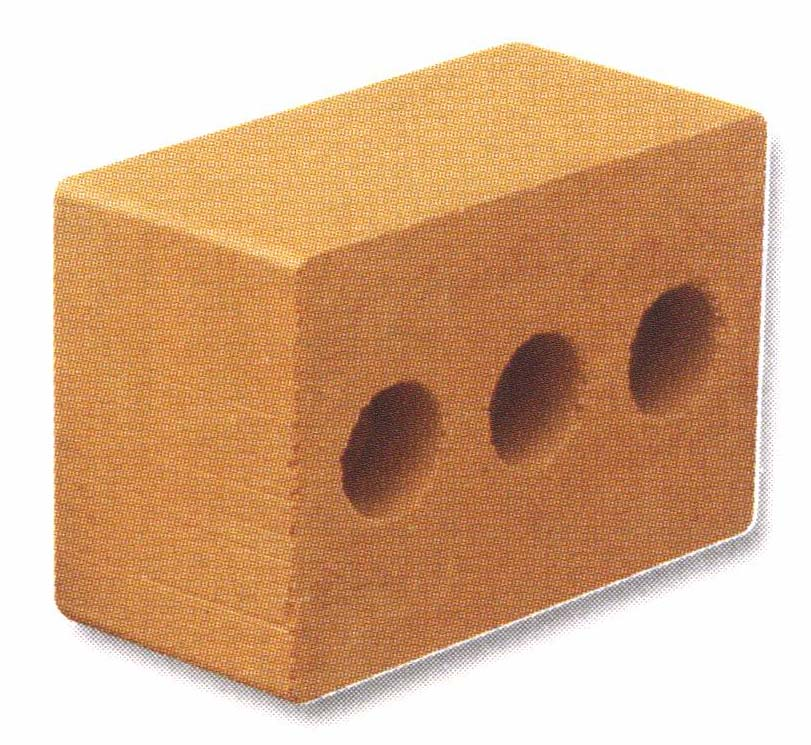 Traditional yellow soil brick (large)