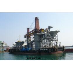 Floating Loading Facility  Made in Korea