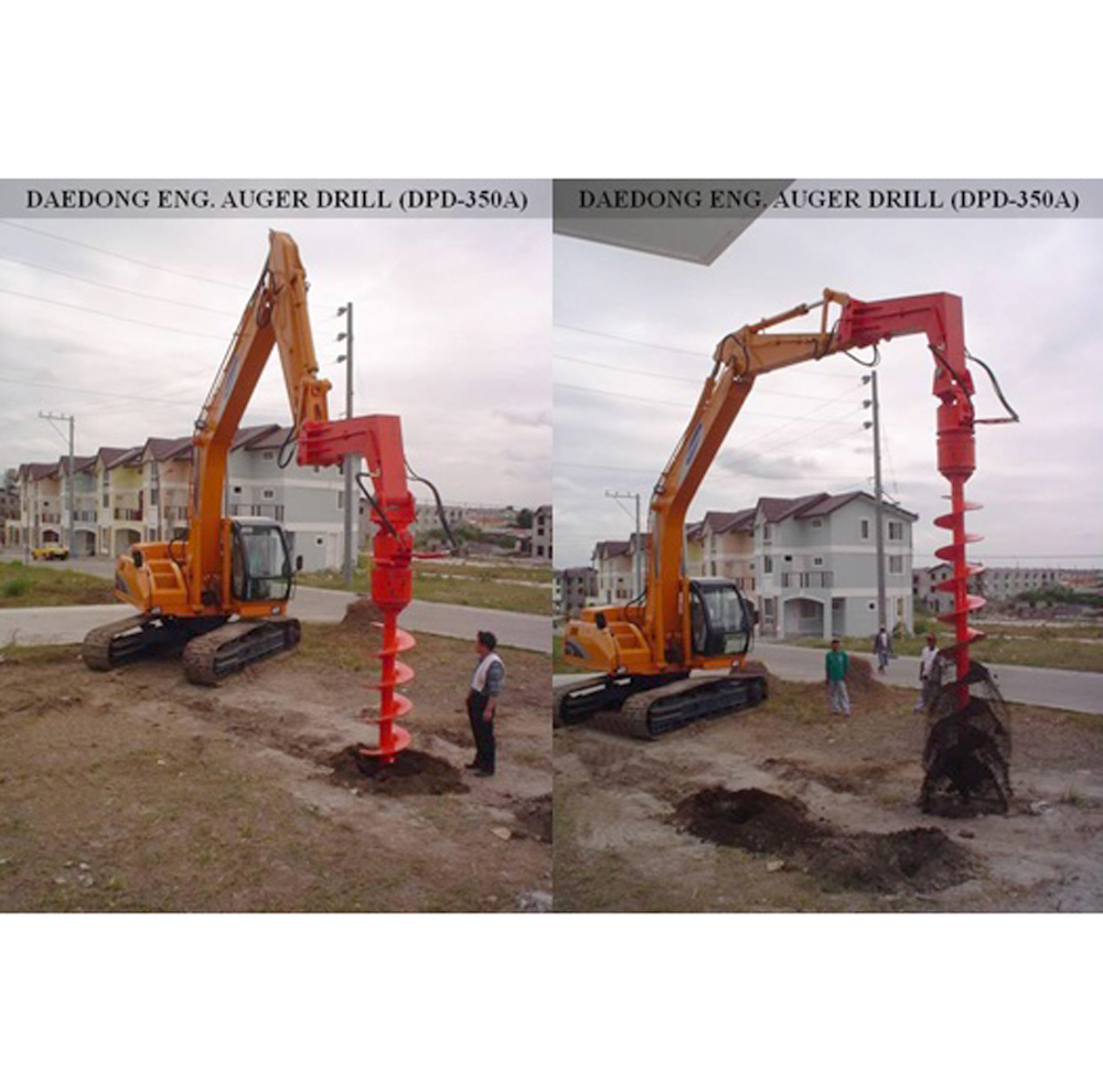 Heavy construction machinery and equipment manufacturers